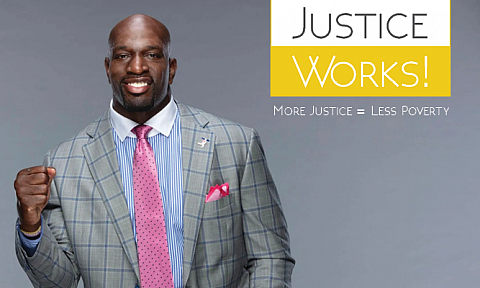 Justice Works! Event