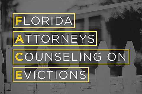 FACE – Florida Attorneys Counseling on Evictions