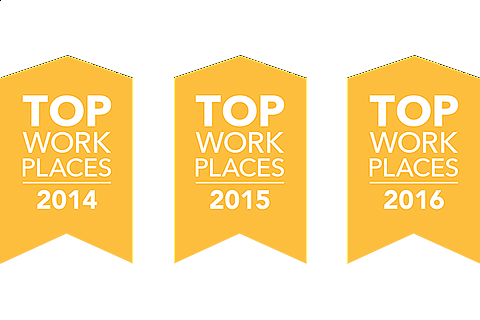 Top Workplaces 2014-2016