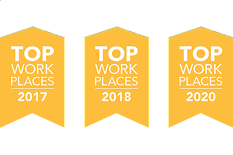 Top Workplaces 2017-2020
